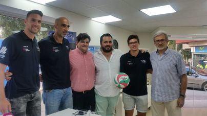 El Urbia Voley Palma incorpora a Carlos Jiménez y a Xiscu Mas