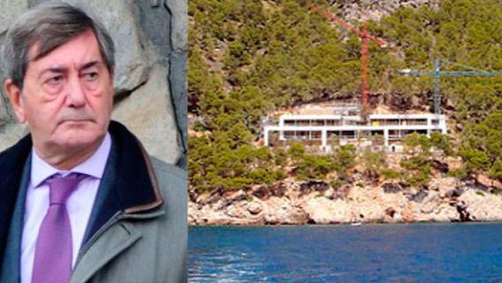 La Audiencia condena a Alfonso Cortina a retirar una valla entre su finca de Formentor y la vecina