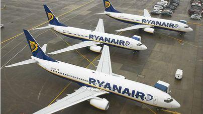 Los pilotos de Ryanair van a la huelga este viernes y ya se anuncian 250 vuelos cancelados
