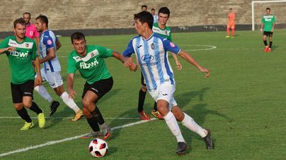 El Atlético Baleares gana contra el Constancia