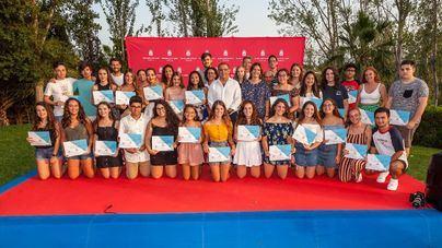 63 estudiantes de Calvià participan en el programa de Prácticas Vocacionales