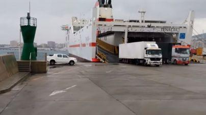 Tres detenidos por intentar introducir 4 kilos de marihuana a través del puerto de Palma