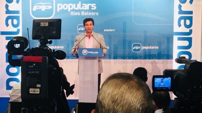El PP se querella contra ocho cargos de Més per Mallorca, incluido Noguera, por el Caso Contratos