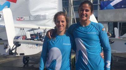 Silvia Mas y Patricia Cantero, plata en el Mundial de Aarhus