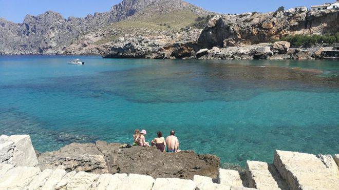 El agua del Mediterráneo roza los 30 grados
