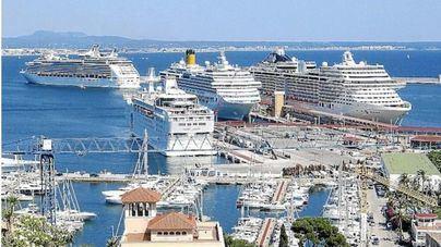 Balears se consolida como el tercer destino europeo de cruceristas