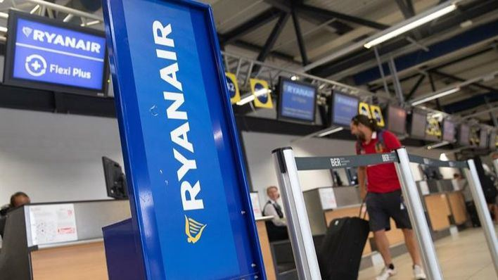 Ryanair cancela 24 vuelos con origen o destino en Palma por la huelga de pilotos