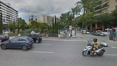 Cortes de tráfico en Palma: Passeig Mallorca y accesos cerrados en Avinguda Argentina este lunes