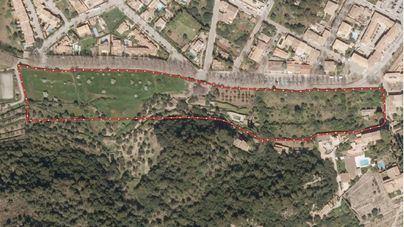 Valldemossa dice que no se puede urbanizar cerca de La Cartoixa y aplaza la recalificación del terreno