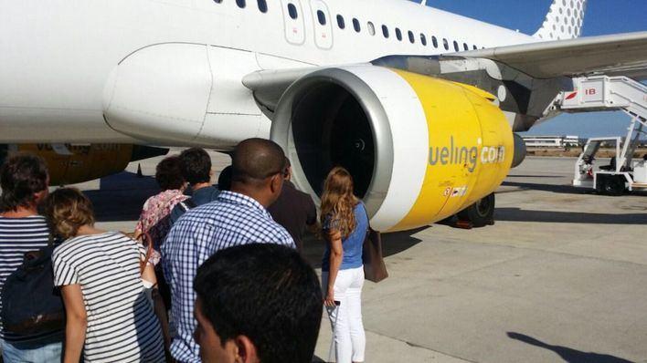 Consubal denuncia la pasividad del Govern y pide a Fomento contundencia con Vueling y Ryanair