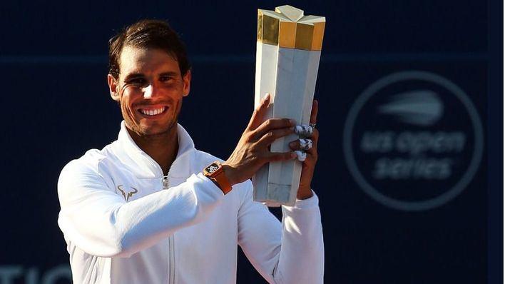 Nadal vence a Tsitsipas en Toronto y consigue el título 80 de su carrera