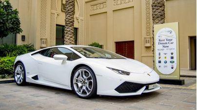 Alquila un Lamborghini en Dubai y le ponen 33 multas en cuatro horas