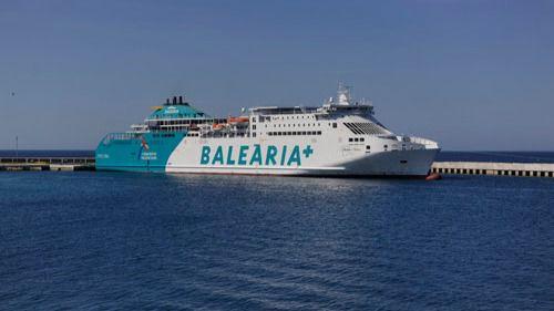 Baleària devolverá el precio de los billetes por fallar el aire acondicionado