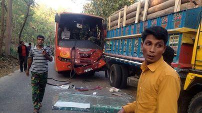 Bangladesh estudia la pena de muerte para homicidios al volante