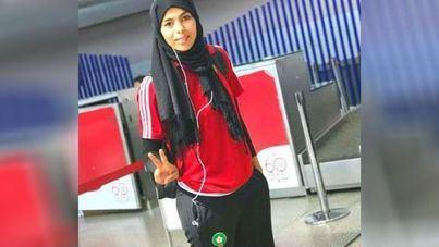Meriem Bouhid es la futbolista que no ha vuelto a marruecos (lesiteinfo)
