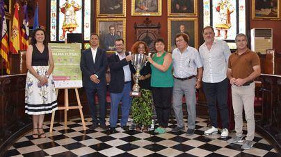 El Palma Futsal disputará el Trofeo Ciudad de Palma contra Sporting Portugal