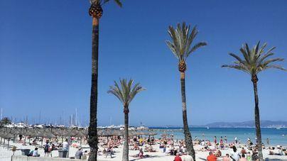 Cielos despejados y algún chubasco ocasional por la tarde en Mallorca