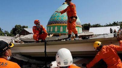 Aumentan a 460 los fallecidos por el terremoto del 5 de agosto en Lombok