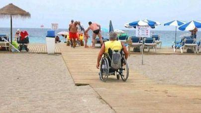 Los Presupuestos Generales prevén inversiones para favorecer la accesibilidad en zonas turísticas