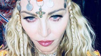 Madonna celebra su 60 cumpleaños por todo lo alto en Marrakech