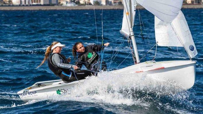 María Bover y Cata Homar, bronce en el Mundial de 420 en Newport