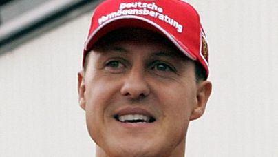 El siete veces campeón del mundo de Fórmula1, Michael Schumacher
