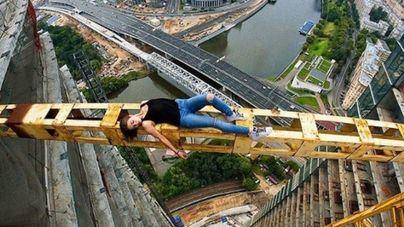 Selfies extremos, ¿una nueva moda?