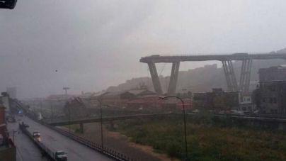 Familiares de 17 muertos en Génova rechazan participar en el funeral de Estado