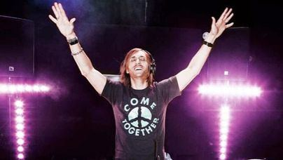 David Guetta actuará este verano en el STAGE