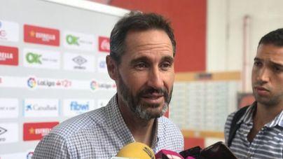 Moreno: 'Osasuna es un hueso duro, pero confío en mi equipo'