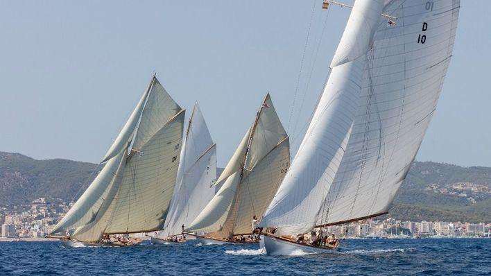 The Lady Anne', Argos', 'Kelpie' y 'Orión' a un paso del triunfo final