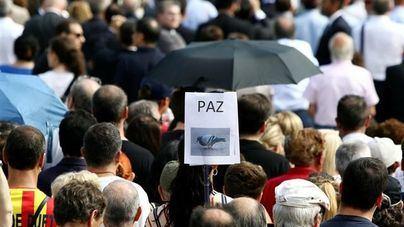 El aniversario de los atentados del 17-A en imágenes