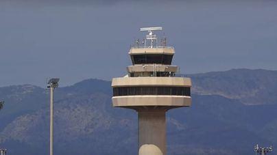 Son Sant Joan sufre retrasos de hasta 70 minutos en más de 40 vuelos por el mal tiempo