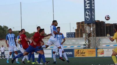 El Atlético Baleares vence al Binissalem 3-0