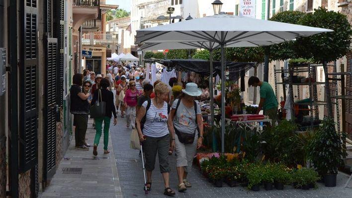 Sant Llorenç recibe 25.000 euros de una subvención del Consell para cubrir el 'Gastromarket'