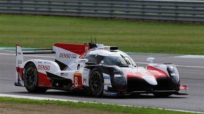 Fernando Alonso vence con remontada en las 6 horas de Silverstone