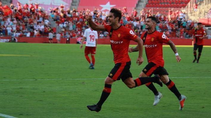 Debut con victoria del Mallorca por 1-0 al Osasuna