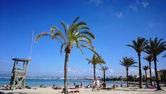 Cielos despejados y subida de temperaturas en Mallorca