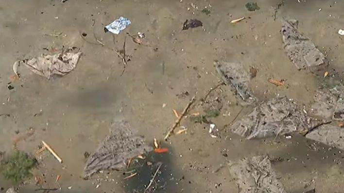 Cierre indefinido de Can Pere Antoni y Ciudad Jardín por residuos y vertidos fecales