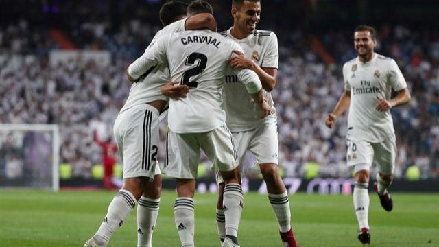 El Real Madrid se estrena con triunfo en LaLiga