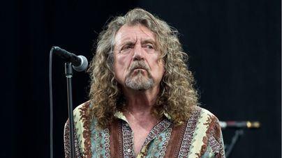 Robert Plant, la voz de Led Zeppelin, cumple 70 años