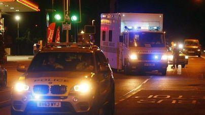 Tres heridos en un tiroteo en una boca de Metro de Londres