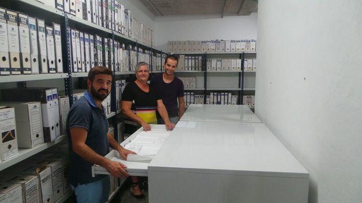 Andratx renueva su Archivo municipal por 333.000 euros