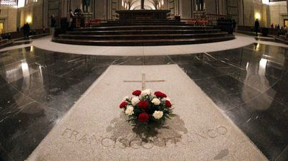 Un decreto modificará la Ley de Memoria de Histórica para exhumar a Franco