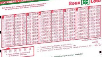 Un acertante de segunda categoría de Bonoloto de Palma gana 43.058 euros