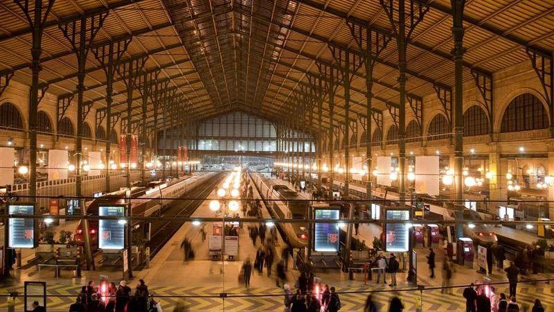 Las cinco estaciones de tren más bonitas de Europa
