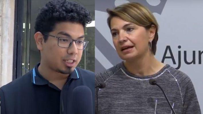 """Arrecian las críticas contra Aligi Molina: el PP de Palma pide al alcalde Noguera su """"cese inmediato"""""""