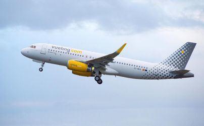 Vueling, la aerolínea de bajo coste más impuntual del mundo en julio