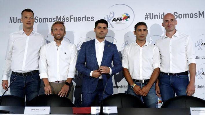 Los futbolistas, dispuestos a llegar a la huelga si LaLiga no rectifica