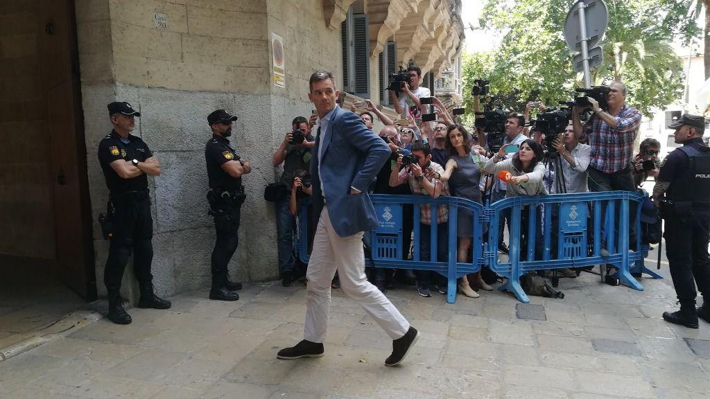 Urdangarín obtiene el segundo grado dos meses después de entrar en prisión